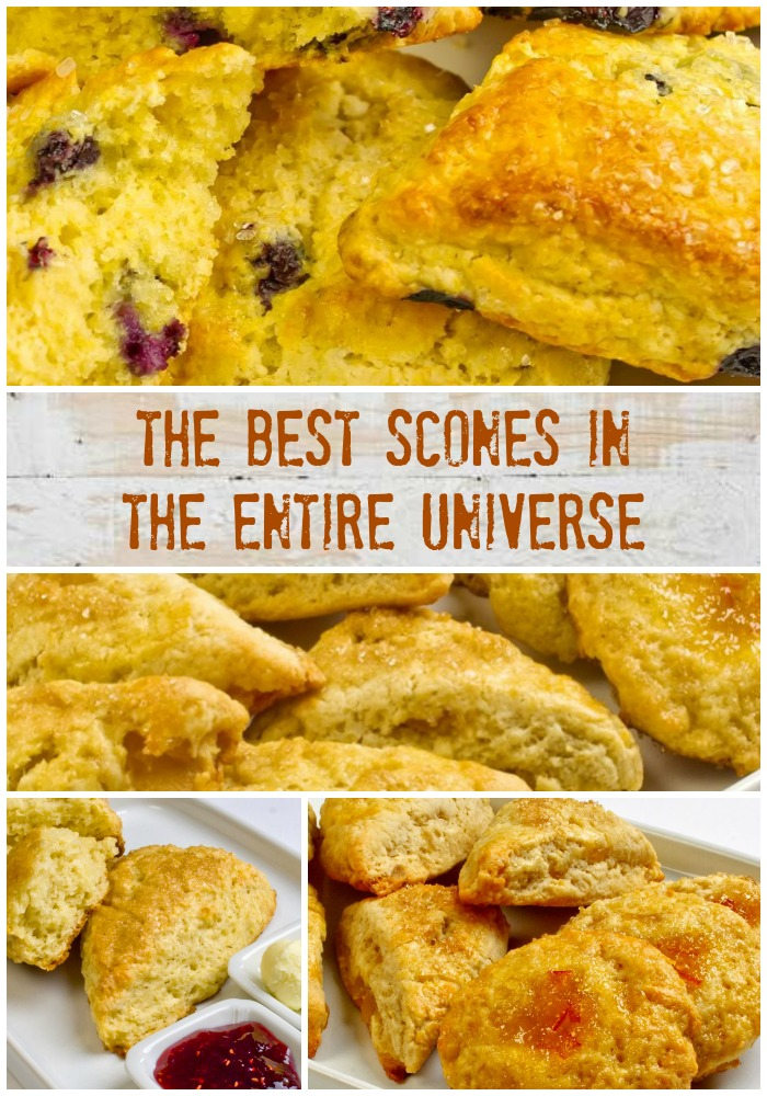 The Best Scones in the Entire Universe | LunaCafe