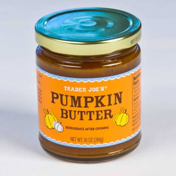 Trader Joes pumpkin butter Spiced Pumpkin Maple Butter