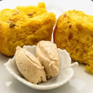 Savory Pumpkin Honey Dinner Rolls
