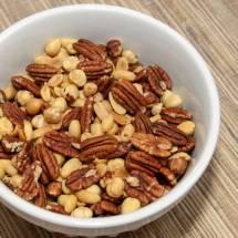 Toasted Hazelnuts, Peanuts & Pecans
