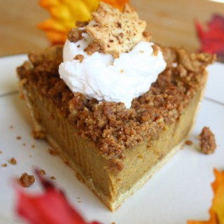 Pumpkin Pie, Ginger High, Meringue in Your Eye, Oh My