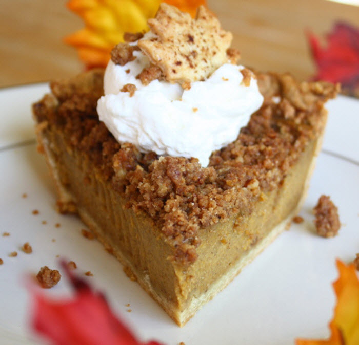 Pumpkin Pie, Ginger High, Meringue in Your Eye, Oh My | LunaCafe