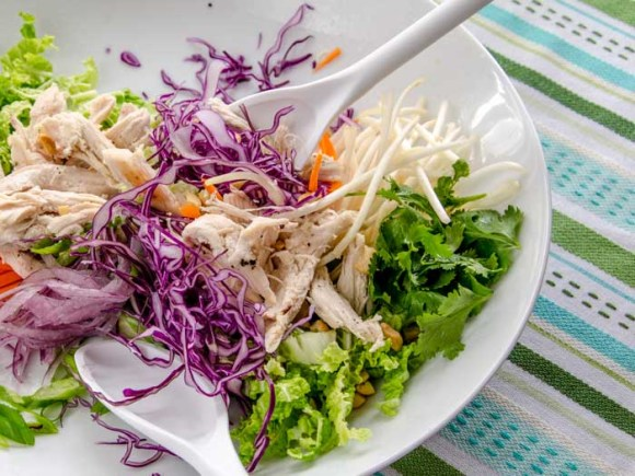 Mama Chows 7 8386 Vietnamese Chicken Salad