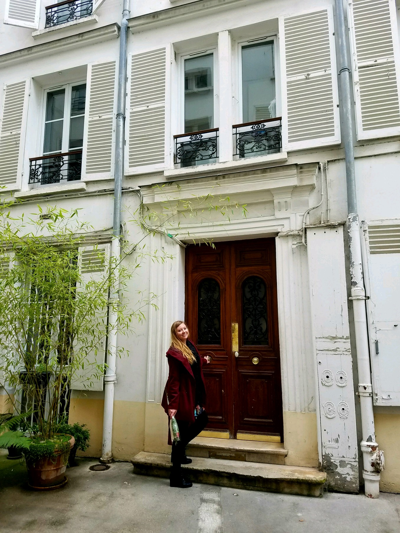 Airbnb Paris 17 The Airbnb With A Perfect Paris View The Luv Aviatrix