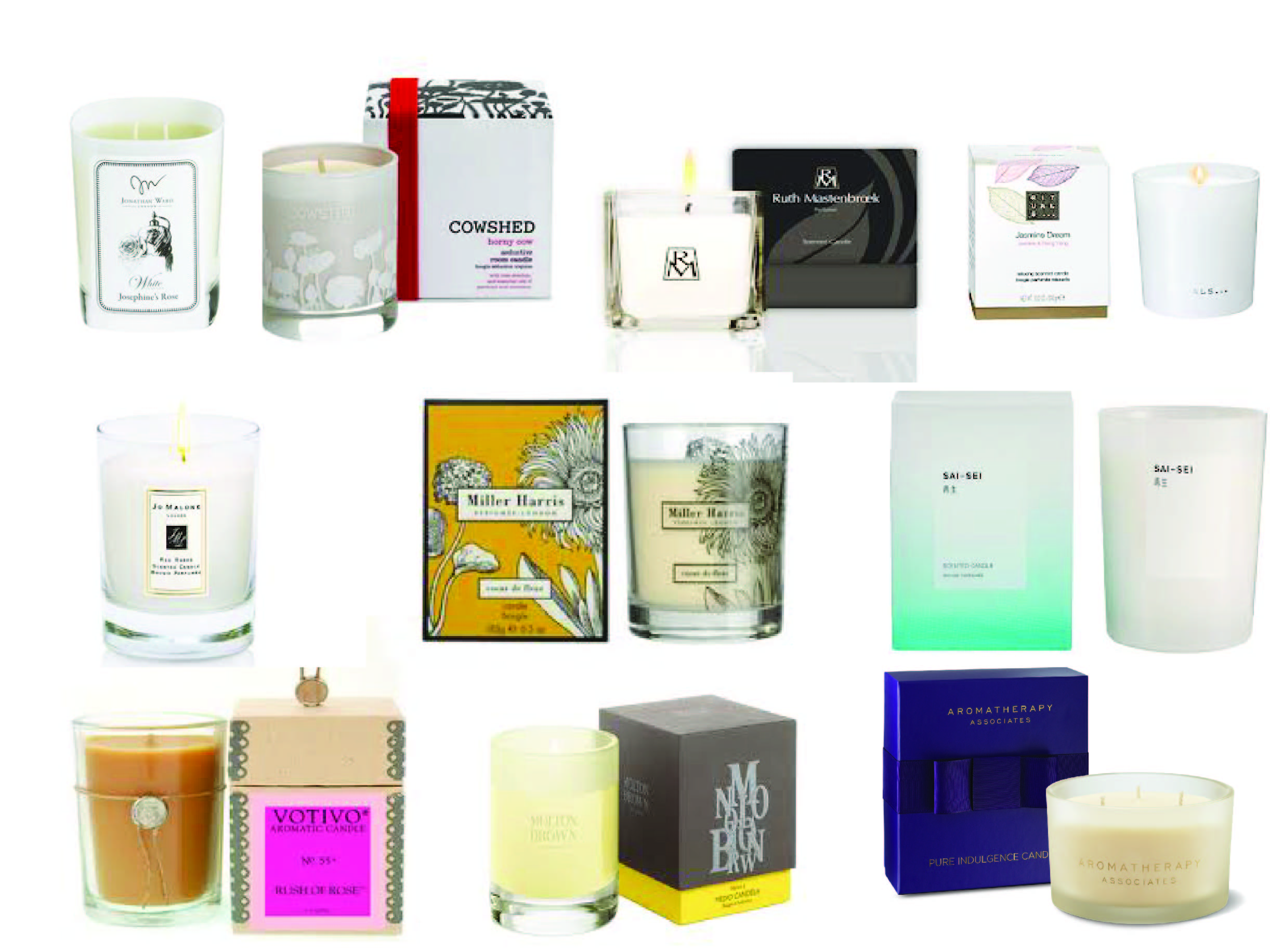 Best Scented Candles Top 10 Scented Candles The Luxe Beauty Blog