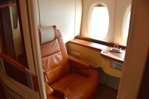 Upgraded to Singapore Airlines A380 Suites