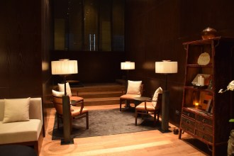 Anantara Spa Shanghai - Lounge area