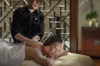 Mandarin Oriental Hong Kong Spa - Massage