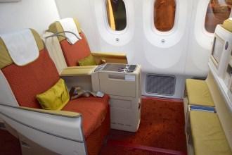 Air India Executive Class - Seats 3A and 3B