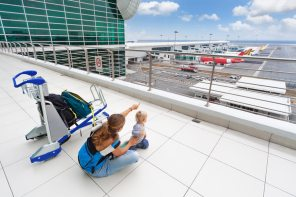 Traveling with a Child: Play-by-Play