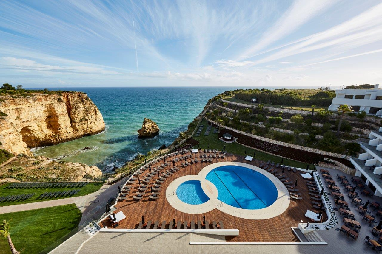Hotel Tivoli Carvoeiro Algarve Booking Tivoli Carvoeiro Algarve Resort Portuguese Style World Class