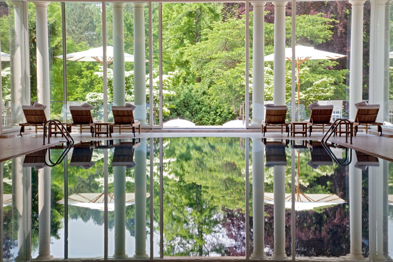 Zen Jacuzzi Pool Suite Pantip Brenners Park Hotel And Villa Stephanie The Luxury Spa Edit