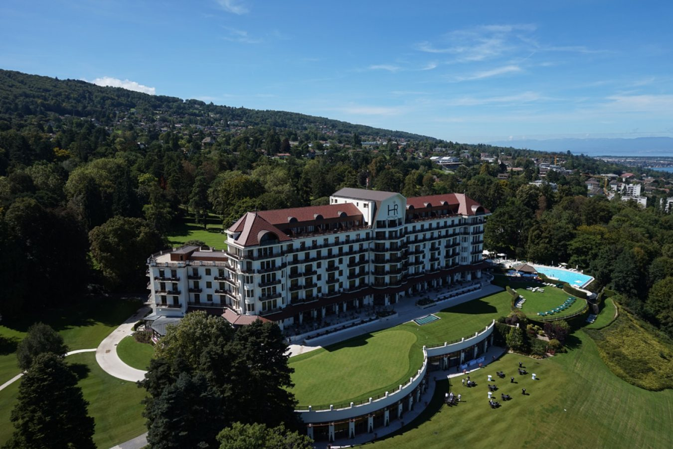 Le Royal Evian Hotel Royal Evian The Luxury Spa Edit