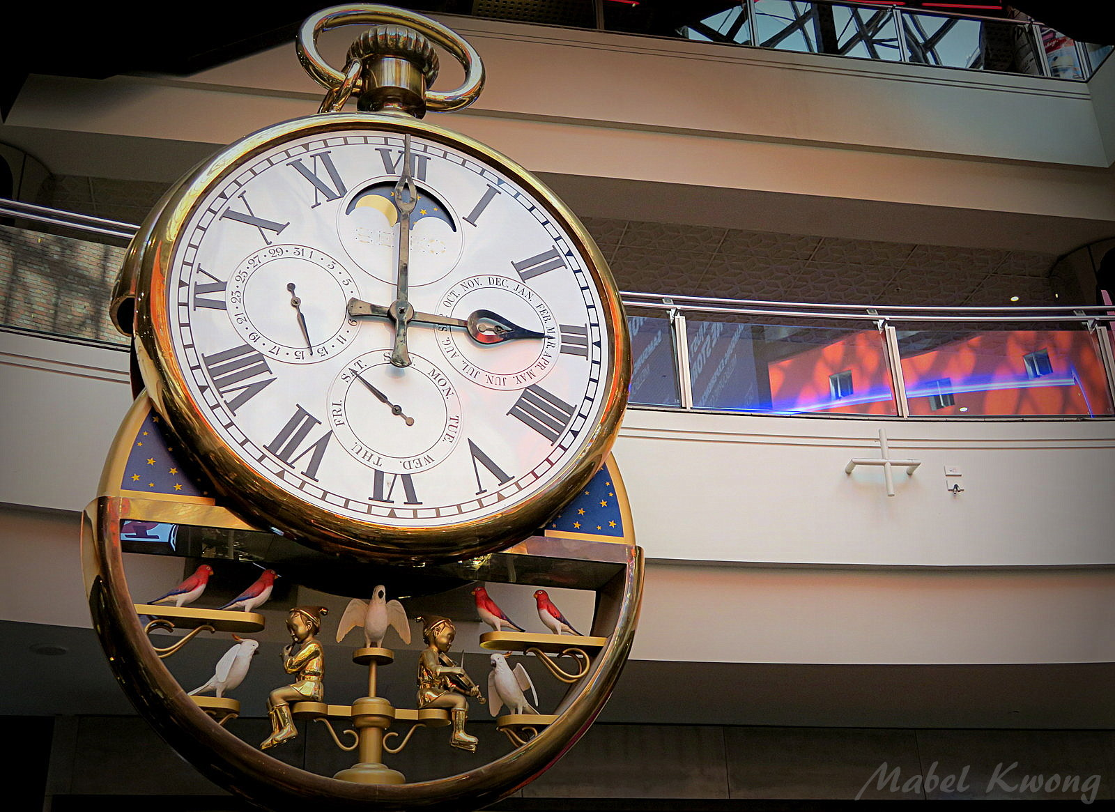 Wall Clock Melbourne Melbourne Central Clock Mabel Kwong