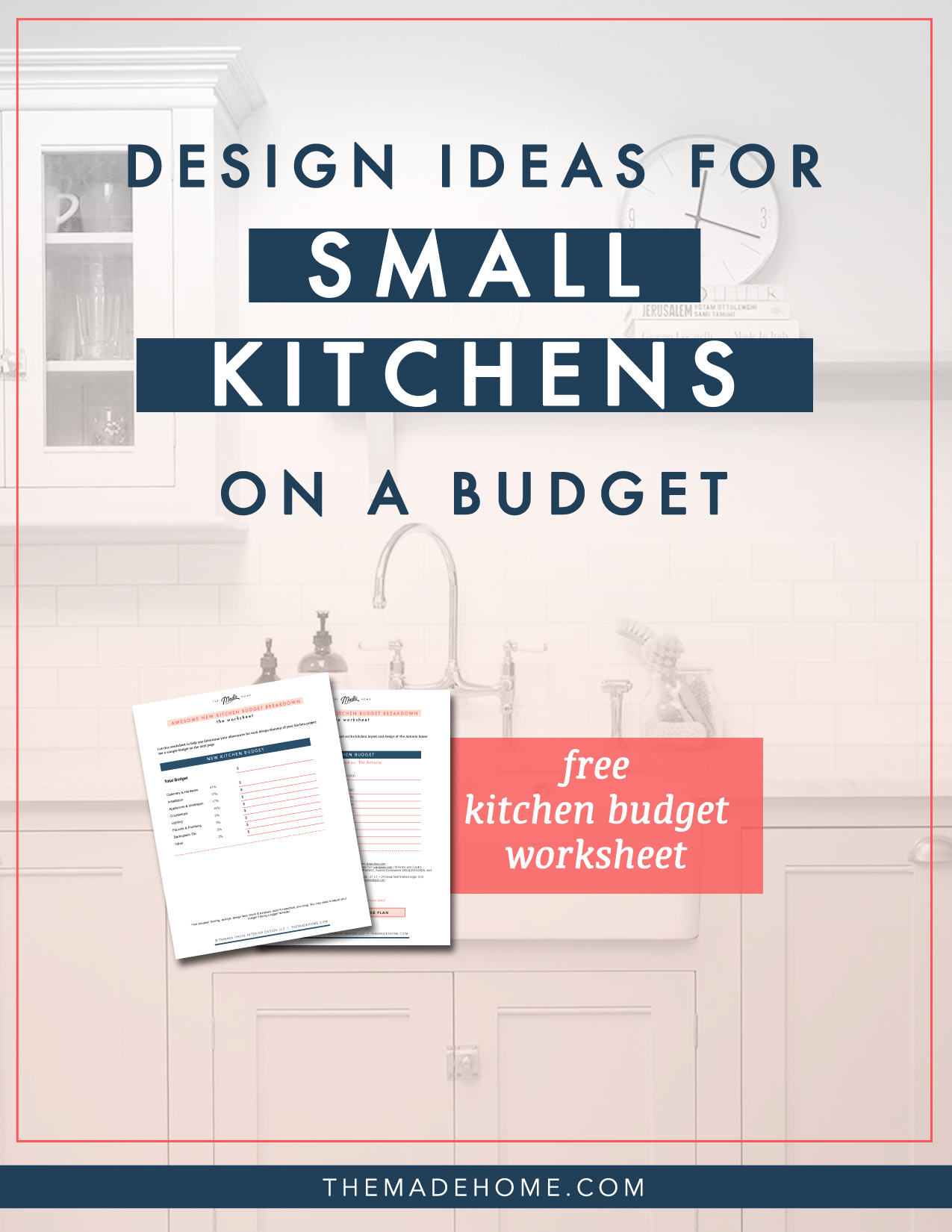 Kitchen Design Budget Calculator Get Small Kitchen Design Ideas On A Budget And A Free