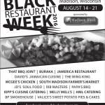 Black Restaurant Week in Madison