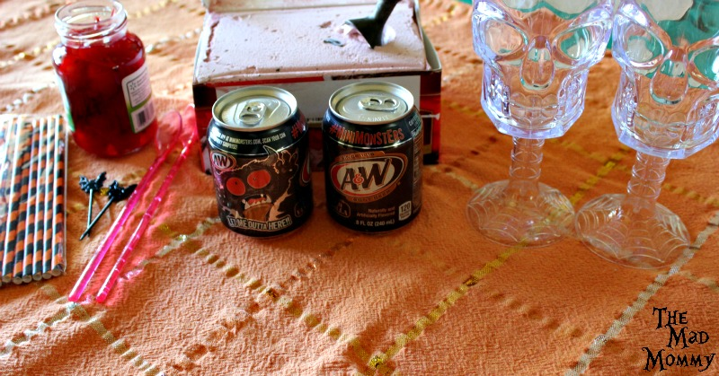 What you need to make yourself some Werewolf Floats! #BOOItForward #ad #CollectiveBias