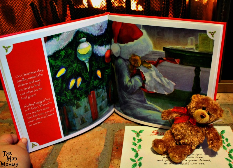 This book is beautifully written, illustrated and personalized for your child on every page! A Christmas Bear from ISEEME Books is that magical gift!
