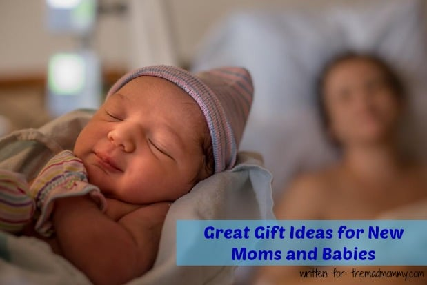 Great Gifts For New Moms And Babies