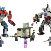 KRE-O TRANSFORMERS Battle for Energon Set Review & Giveaway