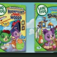 New LeapFrog DVD Titles Coming Soon!