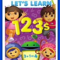 Nickelodeon's Let's Learn ABC's & 123's DVD Review