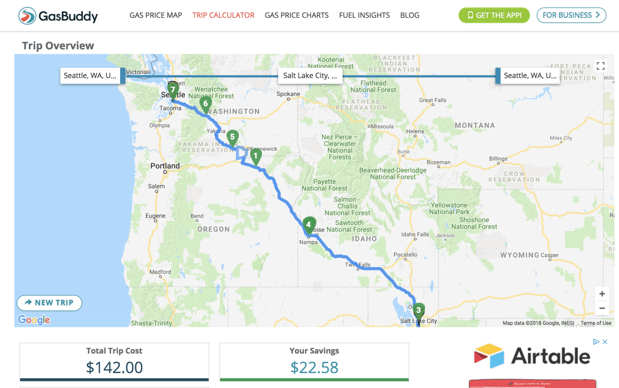 Gas Road Trip 10 Insanely Useful Road Trip Planner Tools Apps For Your Best