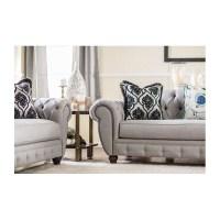 SM2291 Furniture of America Living room Modern Victorian ...