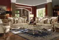 HD-04 Homey Design upholstery living room set Victorian ...
