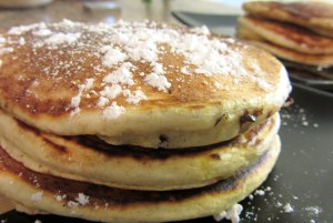 Pancakes… It's What's for Breakfast