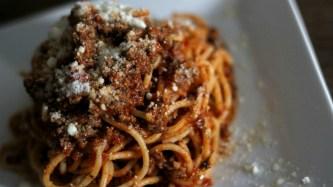 I Scream, You Scream, We All Scream for Spaghetti