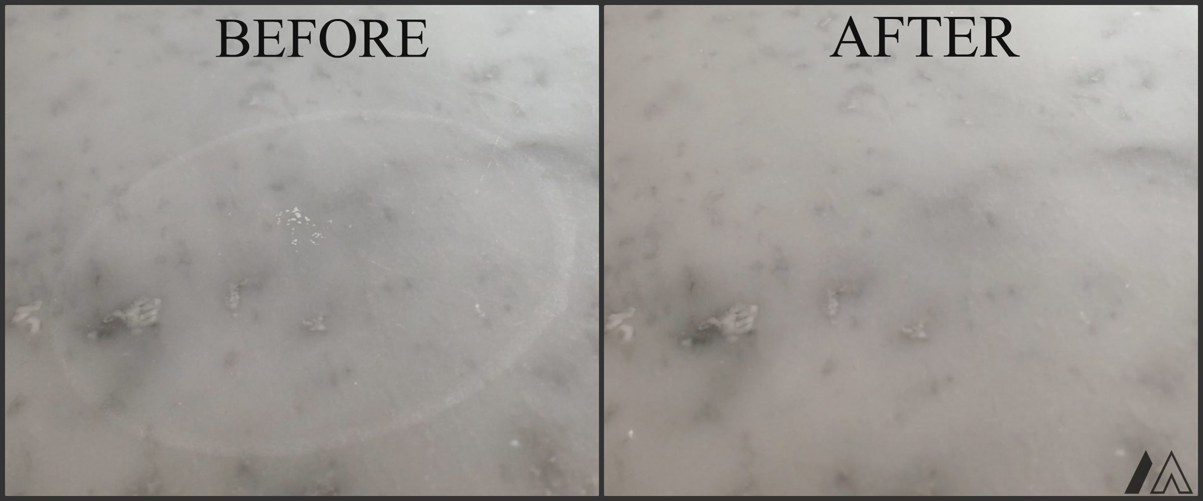 How To Remove Stains From Bathroom Countertops The Easy Way To How To Remove Marble Etching The Marble