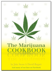 The Marijuana Cookbook by Jake Stone signs printing deal with Resource Ventures, Inc.