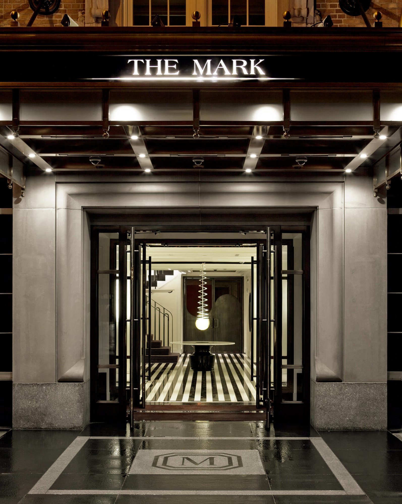 Albergo York The Mark Hotel Nyc S Most Boldly Lavish 5 Star Hotel