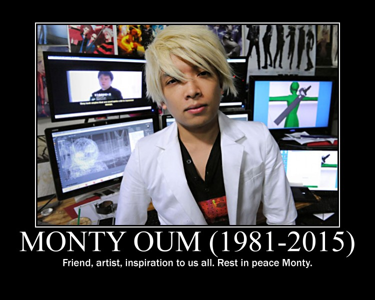 Web Developer Quote Wallpaper Monty Oum We Ll Miss You