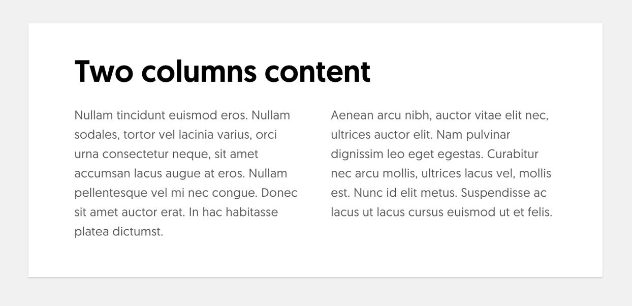 Columnist Resume 2 3 Column Resume Exolgbabogadosco, 22