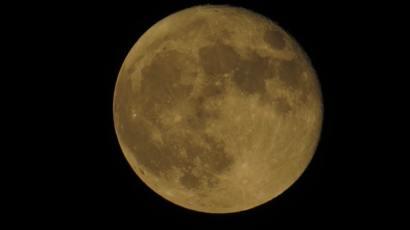 Large Of Shooting The Moon