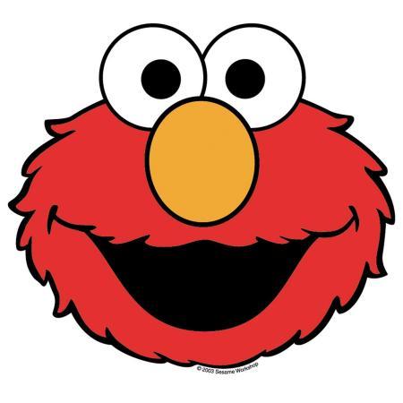 Easy Elmo Crafts