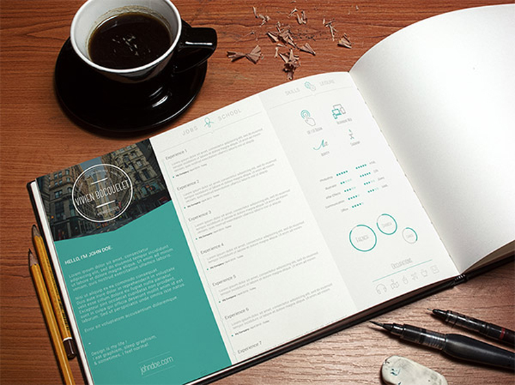 35 best free resume design templates themecot really free resume builder