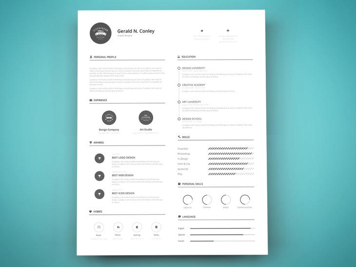 Free Resume Form To Print Free Resume Templates To Print Free - cool free resume templates