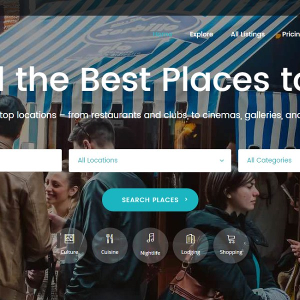 Search & Go - Modern & Smart Directory Theme