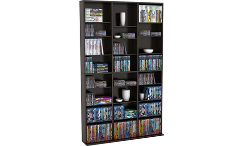 Top 15 Best Dvd Racks And Containers In 2018