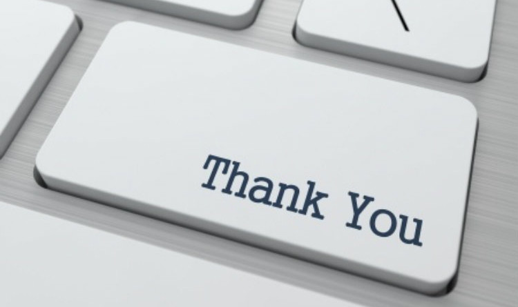 thank you note after phone interview Archives - The Media Chronicles