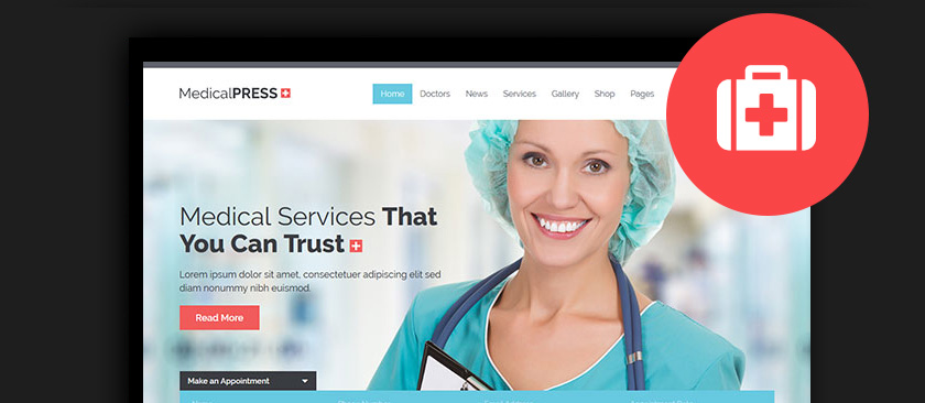 57+ Best Medical WordPress Themes for Doctors, Hospitals  Clinics 2017