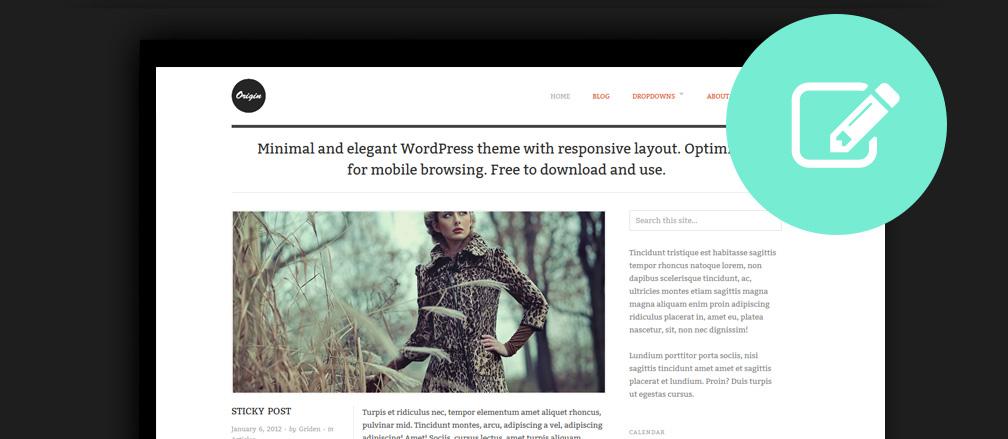 50+ Best Free Personal Blog WordPress Themes 2017 - best free wordpress templates