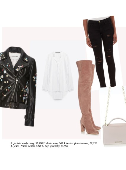 Styling: Knee High Boots