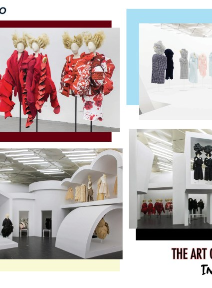 Rei Kawakubo: The Art of the In-Between