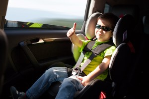 How to Keep your Child Safe in the Car