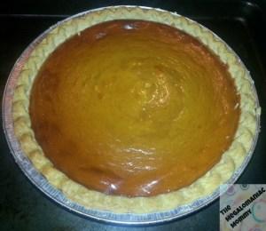Marie Callender Pumpkin Pie