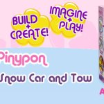 Get Ready to Play with Pinypon